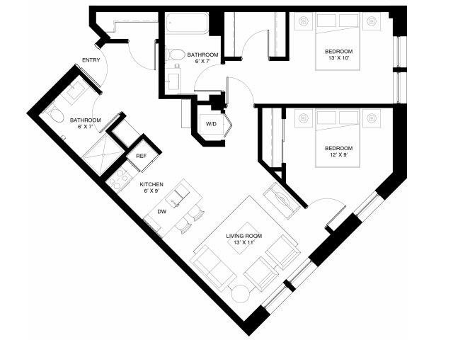 C4 Floor Plan 25