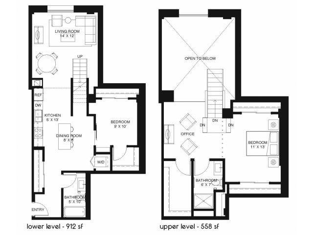 C5 Loft Floor Plan 9