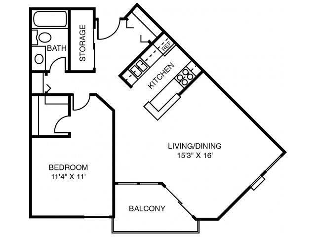 1B Black Maple Floor Plan 17