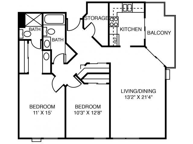 2R Red Cedar Floor Plan 11