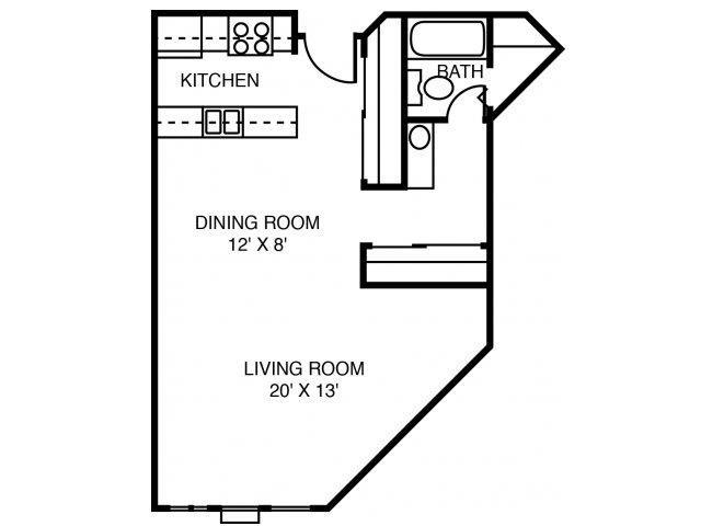 Studio River Birch Floor Plan 14