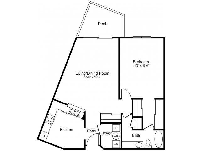1F Floor Plan 2