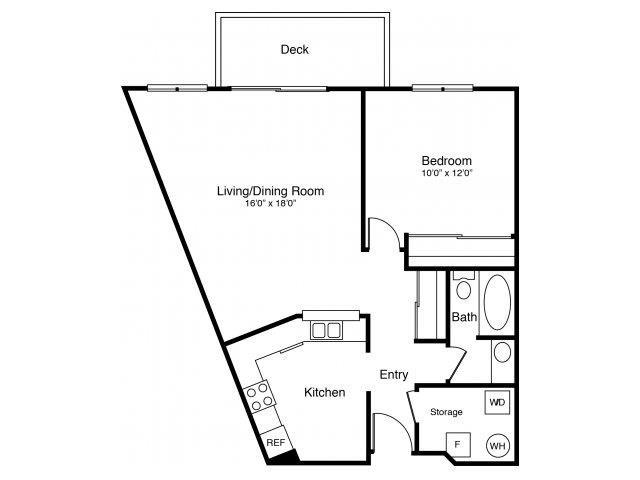 1G Floor Plan 3