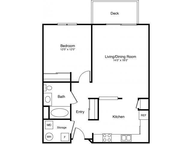 1H Floor Plan 4