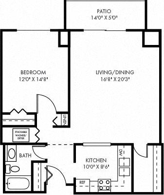 The Snelling Floor Plan 2