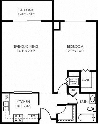 The Summit Floor Plan 1