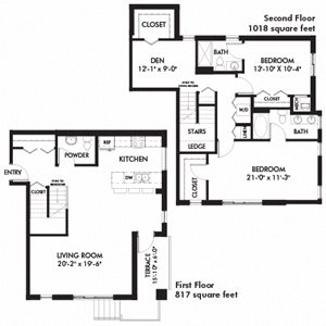 Townhome - Solana