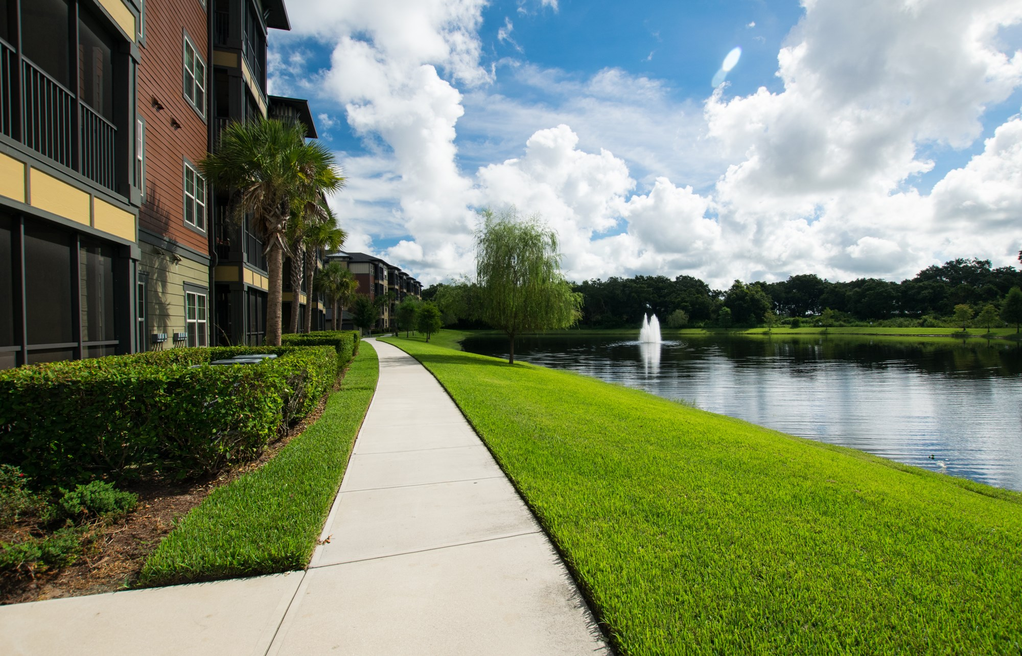 Exterior at Creekside Ranch Apartments in Bradenton, FL