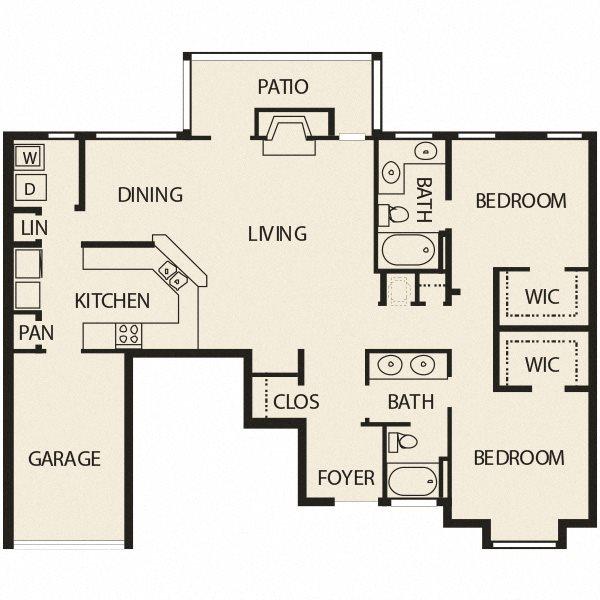 B5G Floor Plan 7