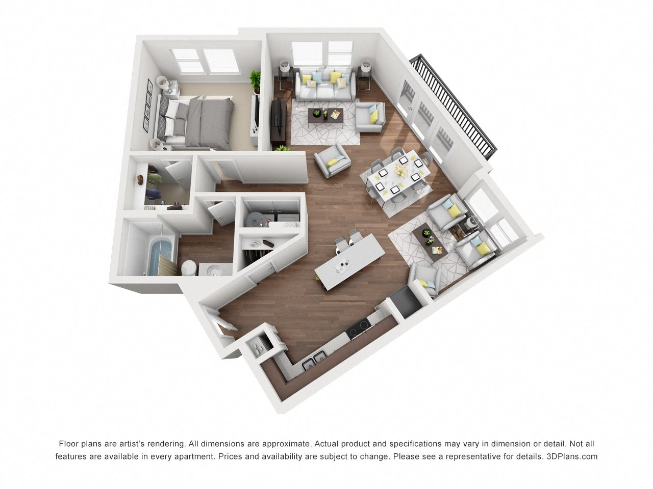 Pecos Floor Plan 5