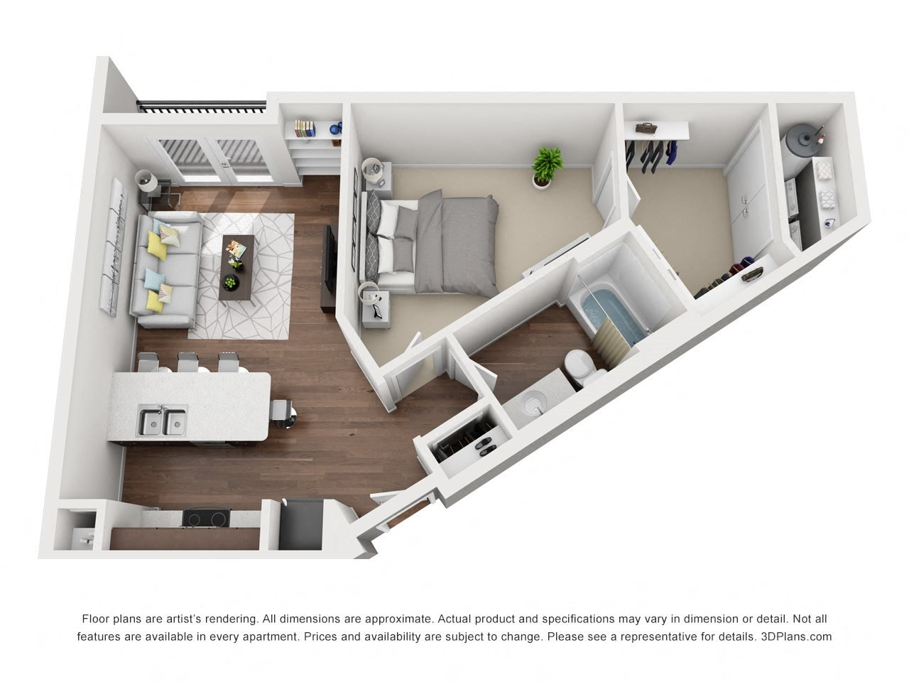 Presidio Floor Plan 6