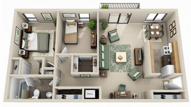 Serena Floor Plan 8