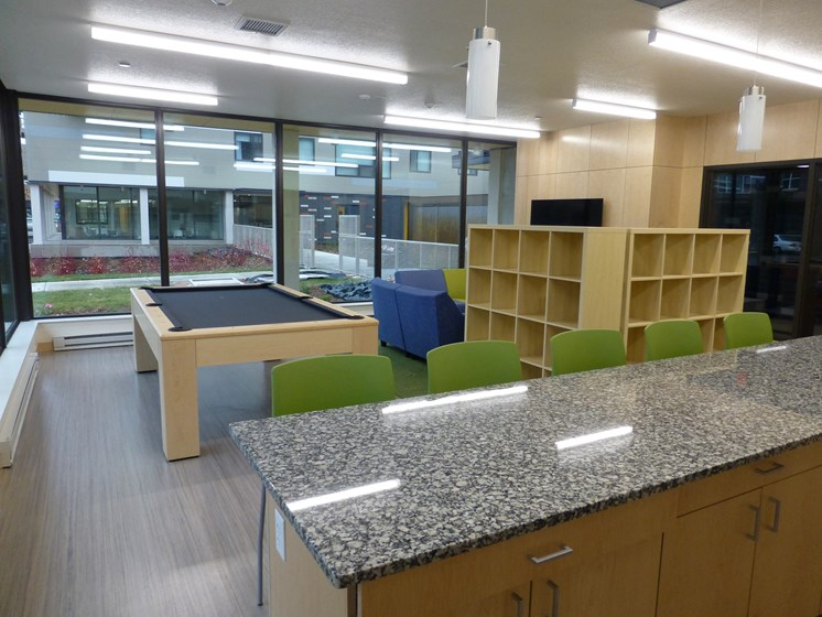 Activity and Community Room
