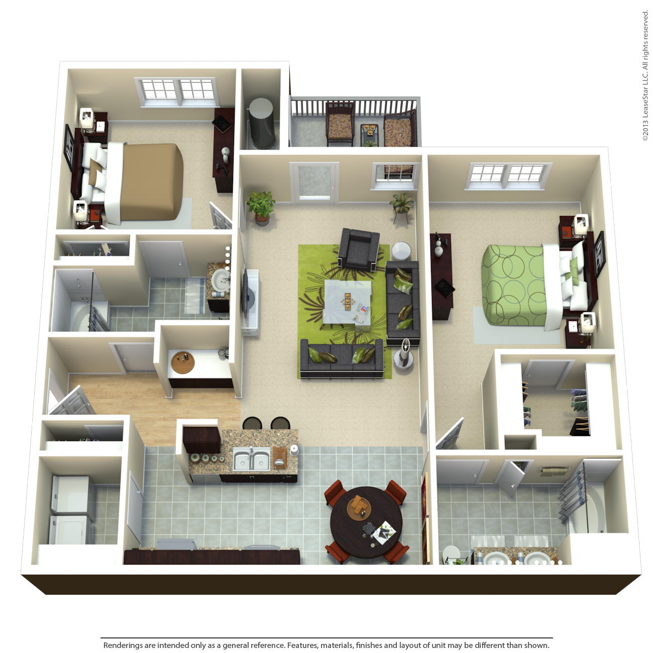 The Weymouth Floor Plan 3