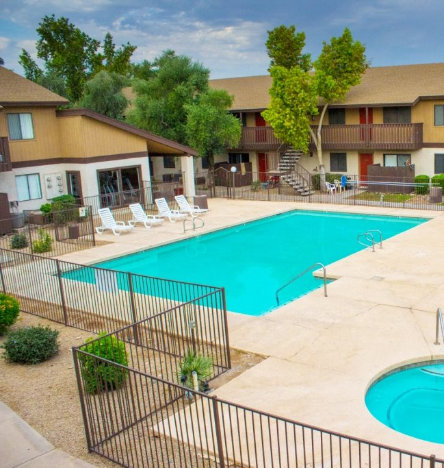 Vineyard Apartments: Apartments In Glendale, AZ