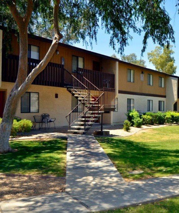 The Vineyards Apartments Glendale Az