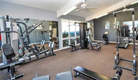 Fitness Center at Sedona Ridge Apartments in Albuquerque