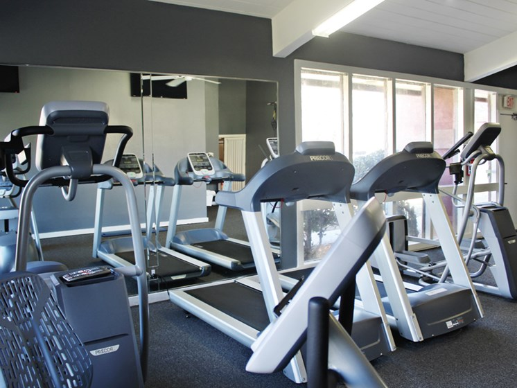 Fitness Center at Sedona Ridge In Albuquerque New Mexico