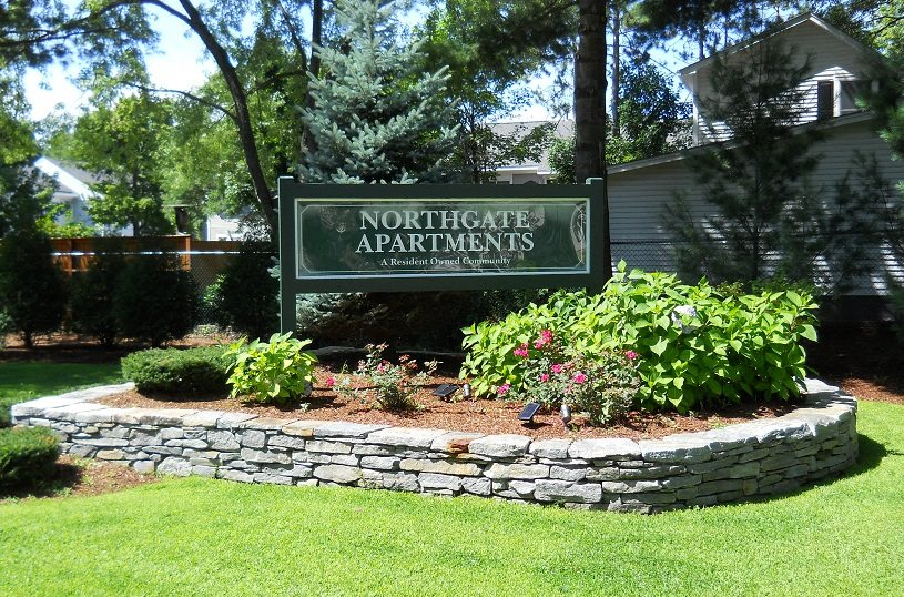 Northgate Apartments entrance
