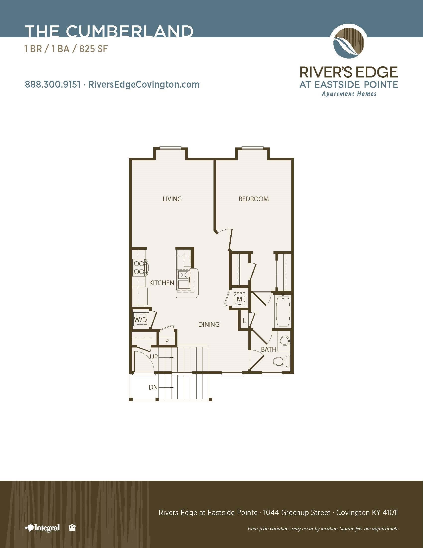 The Cumberland Floor Plan 3