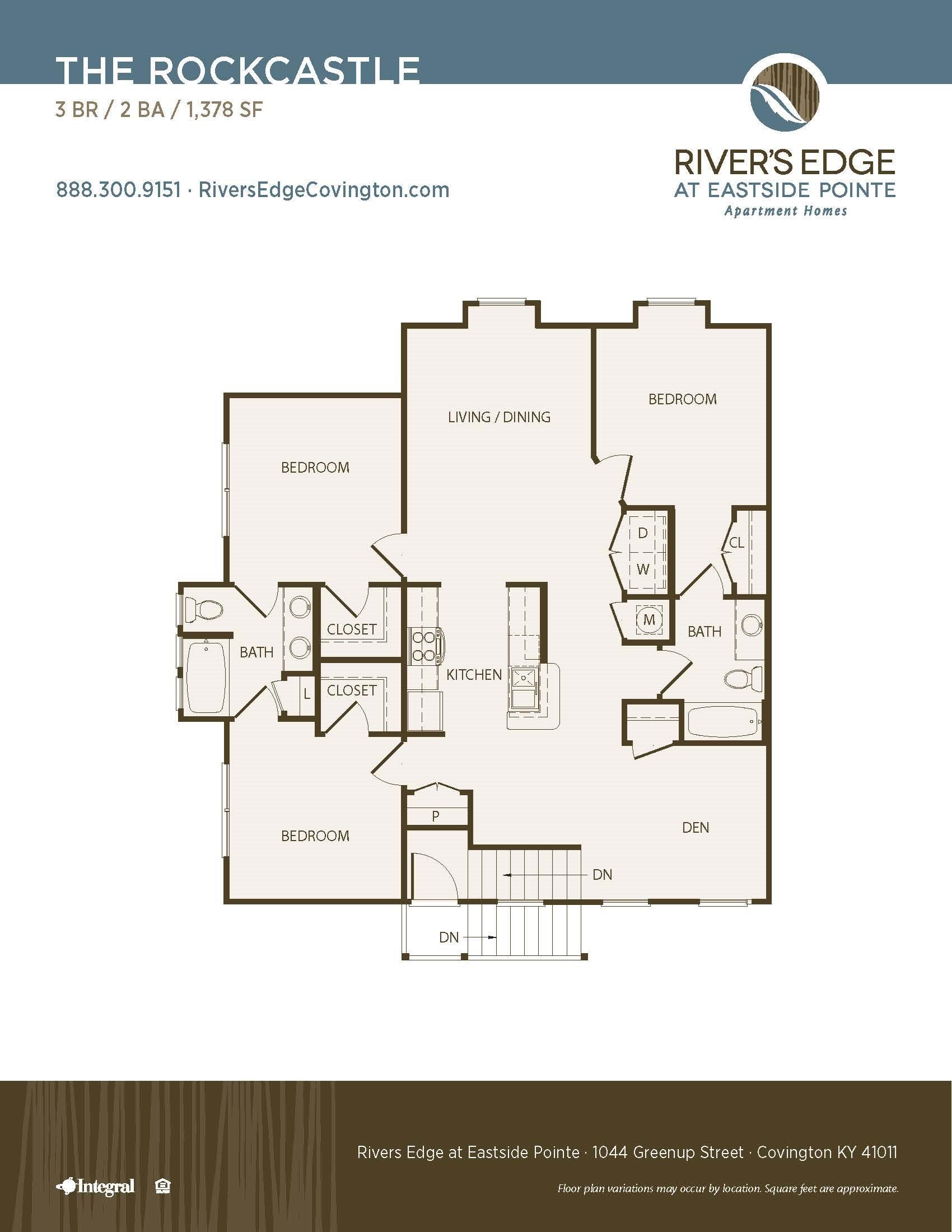 The Rockcastle Floor Plan 9