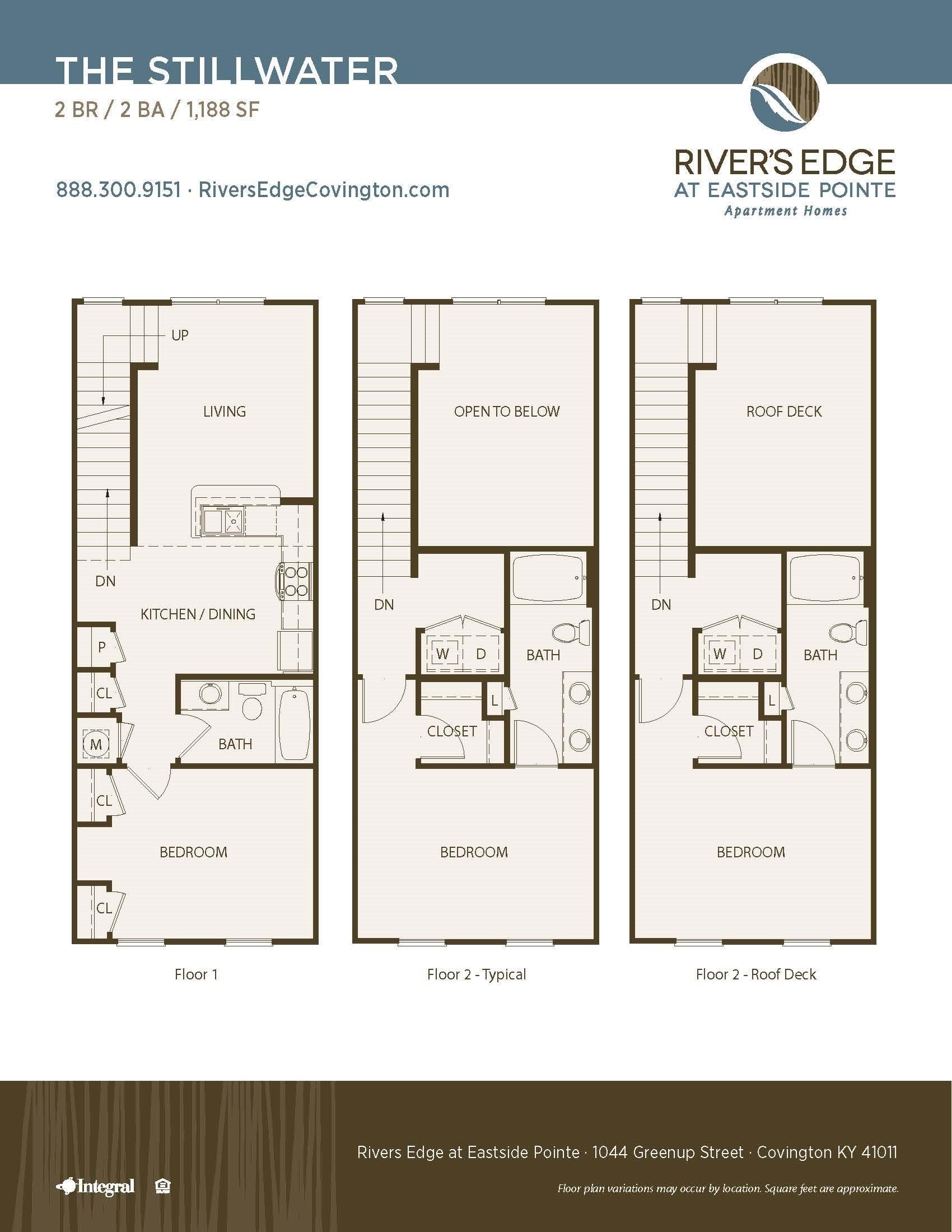 The Stillwater Floor Plan 8