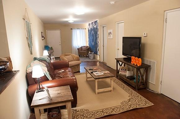 Shamrock Downs Apartments 1402 9th Street Tuscaloosa Al