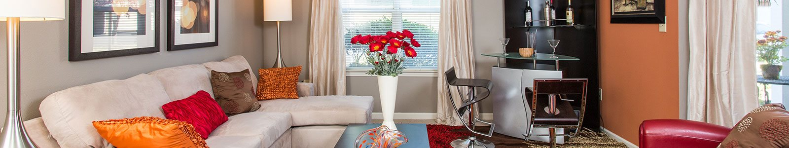 Brand New Interiors at Sunscape Apartments, Virginia