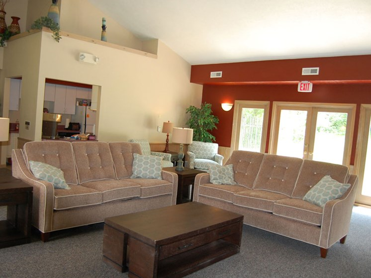 Open Concept Layouts at Arbor Lakes Apartments, Elkhart