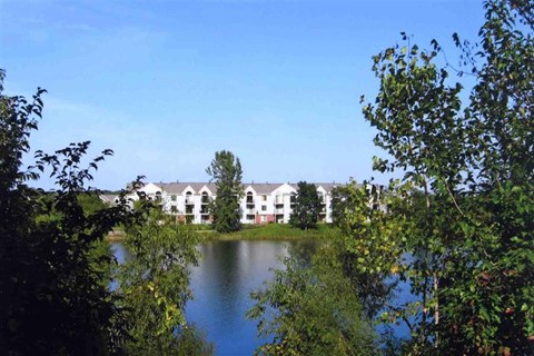 Exceptional Lake Views at Arbor Lakes Apartments, Elkhart, IN