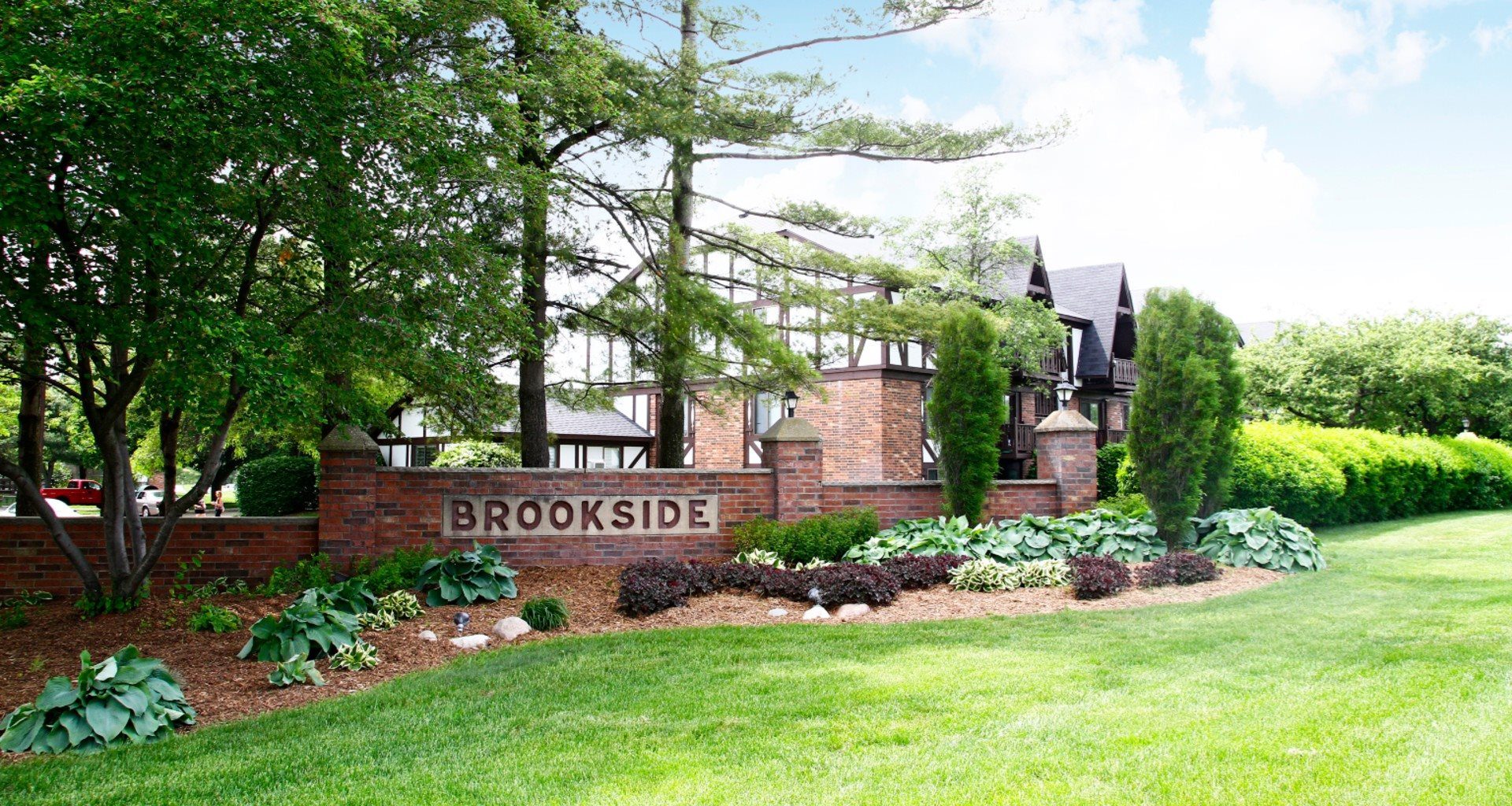 Resort Style Community at Brookside Apartments, Springfield, MI, 49037