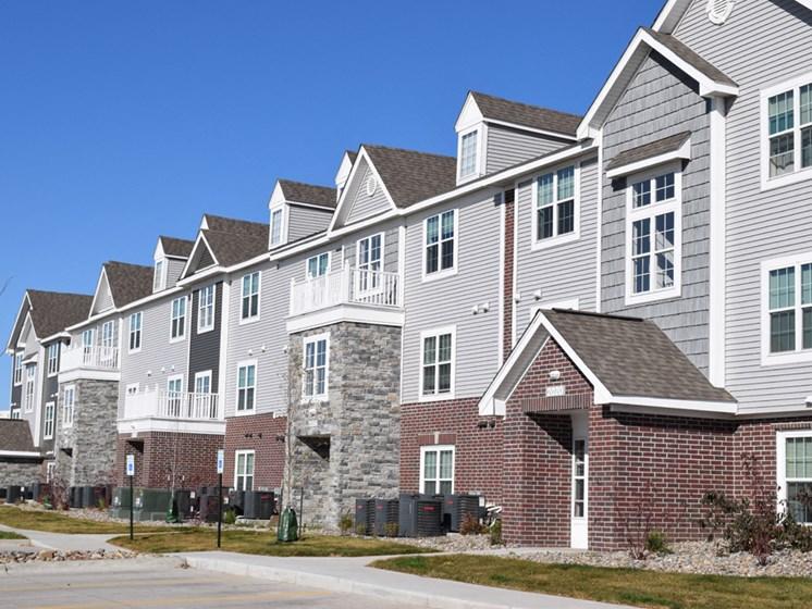 Non-Smoking Buildings at Fieldstream Apartment Homes, Ankeny, IA, 50023