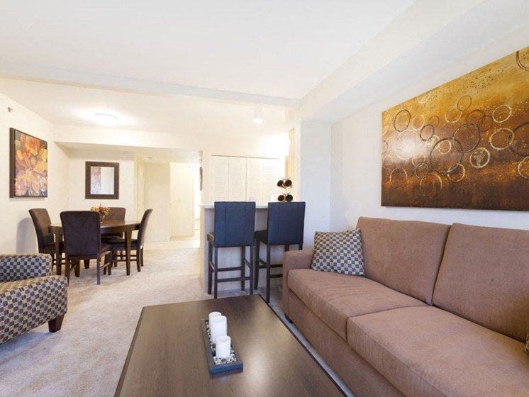 Charming Living Spaces at Fieldstream Apartment Homes, Ankeny, IA