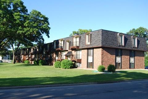 Access Controlled Community at Glen Oaks Apartments, Michigan, 49442