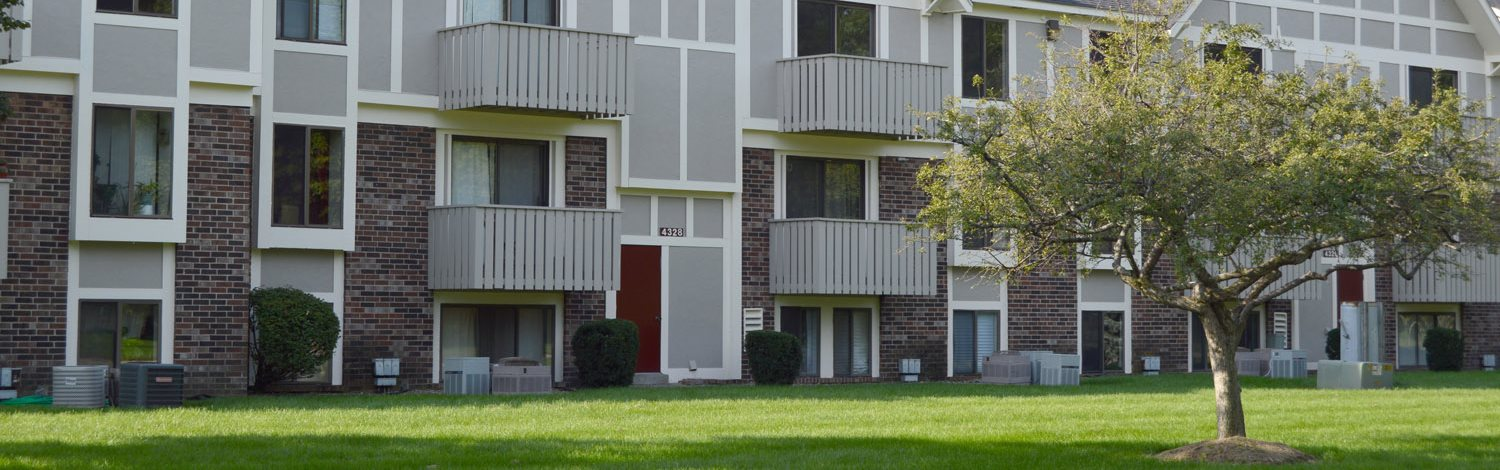 Hickory Village Apartments Building