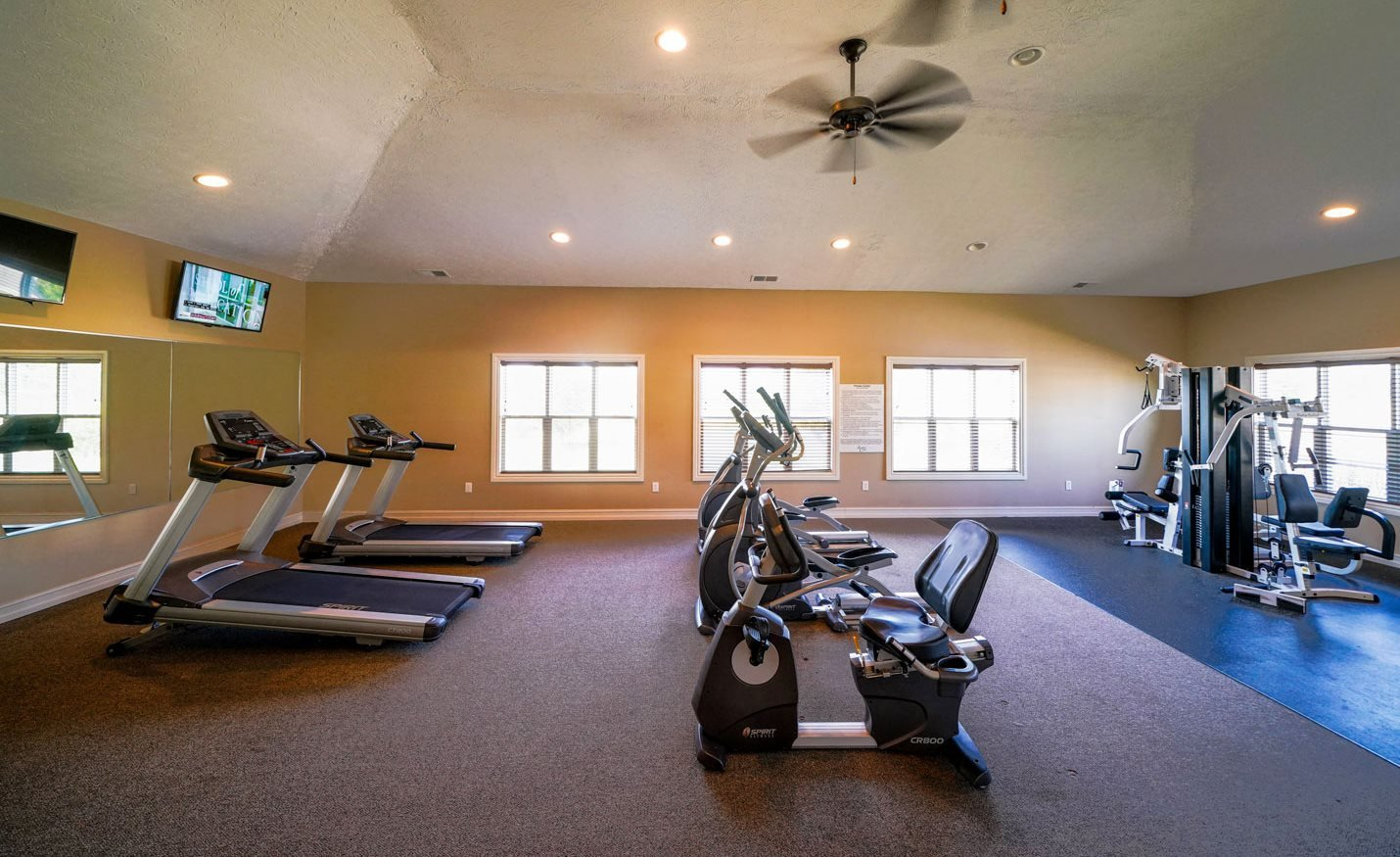 24-hour Fitness Center at Limestone Creek Apartment Homes, Madison 35756