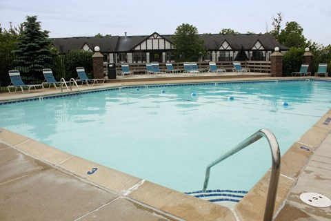 Access To Swimming Pool With Large Sundeck And Wi-Fi at Mount Royal Townhomes, Kalamazoo, MI