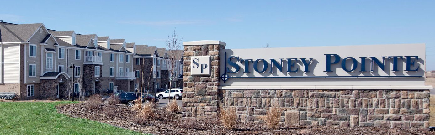 Centrally Located Community at Stoney Pointe Apartment Homes, Wichita, Kansas