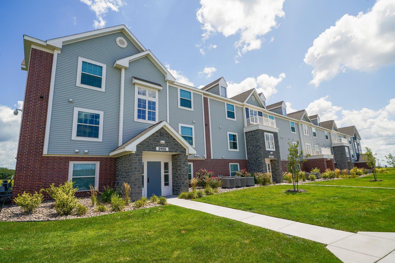 Brand New Apartment Community at Stoney Pointe Apartment Homes, Wichita, KS
