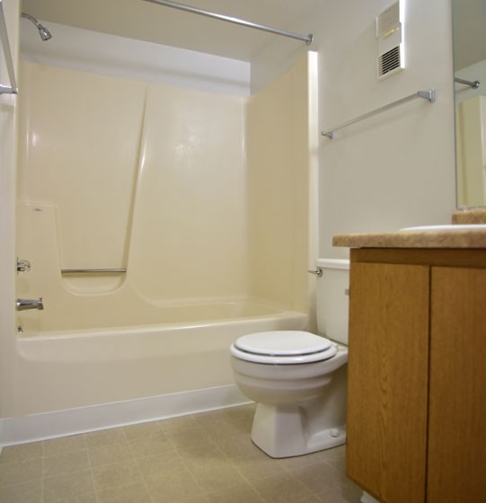 Garden Tub at Charter Oaks Apartments, Davison, MI, 48423
