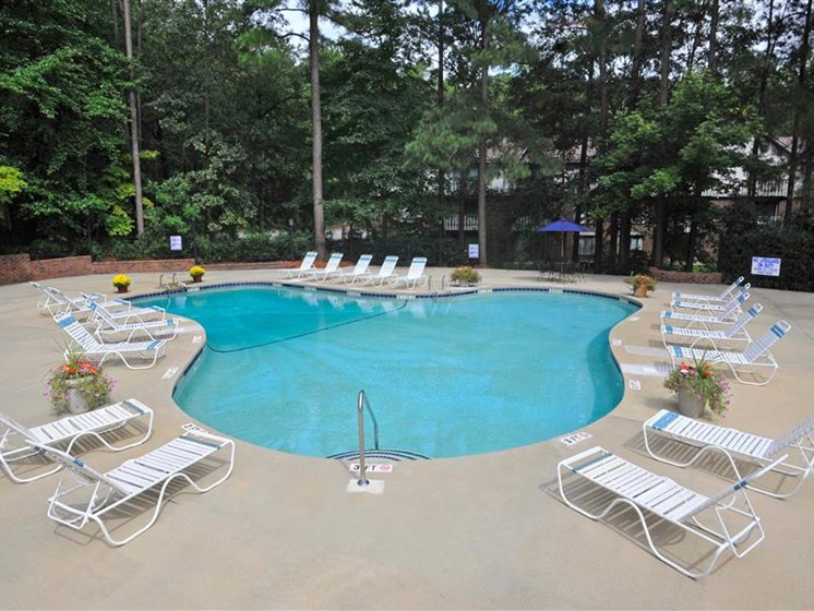 Swimming Pool with Sundeck at Brook Pines, Columbia, SC, 29210