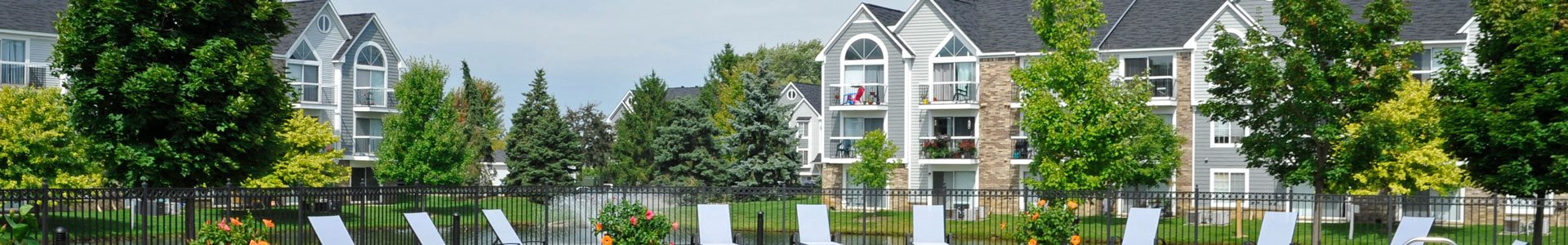 Downtown Wixom Apartments | Hillside Apartments