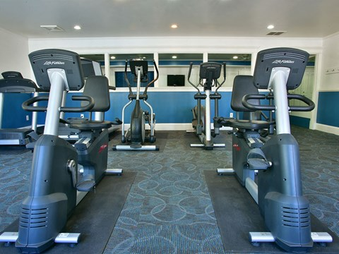 Fitness Center at Timberlane Apartments, Peoria