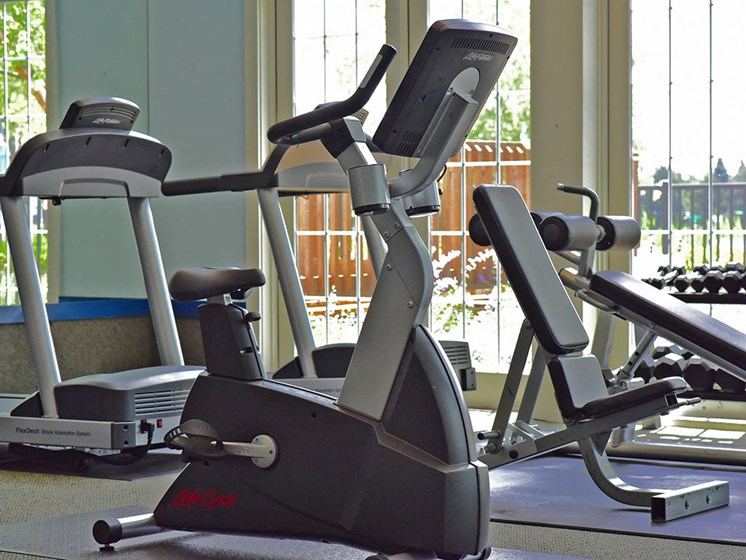 Fitness Center at Westlake Apartments, Belleville, MI