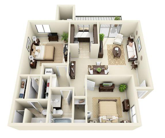 Studio Apartment Utah cobble creek apartment community, 5251 cobble creek rd., salt lake