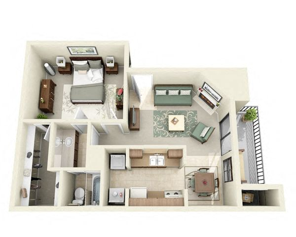 Find Home At The Remington Apartments 1 2 Bedrooms Available