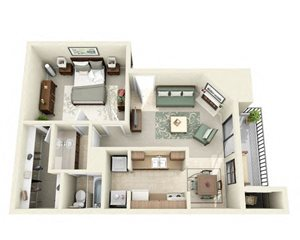 the remington apartments 1001 n twin creek drive