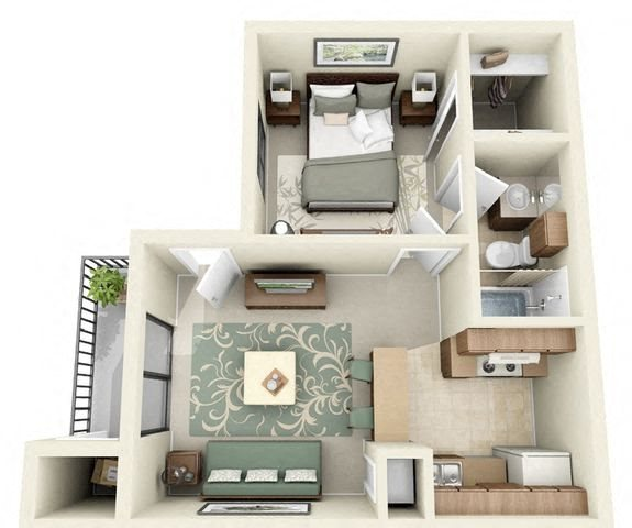 The Remington Apartments Floor Plans 1 2 Bedrooms Available