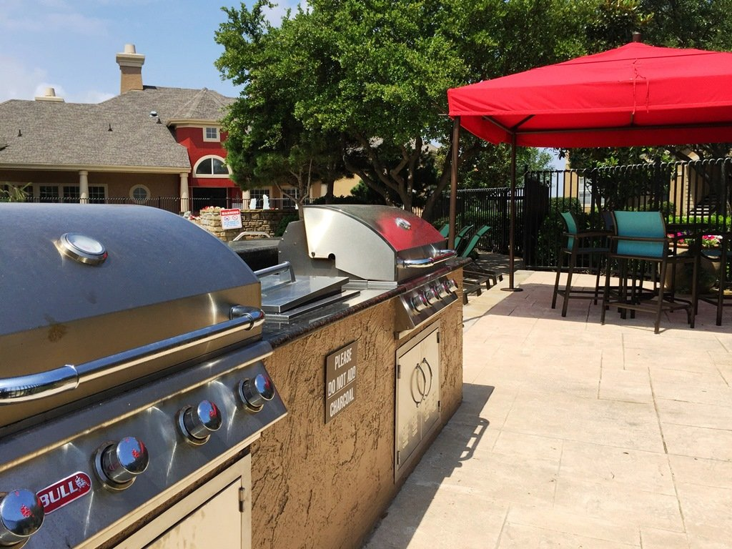 BBQ Grill Area