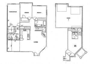 OC - 3 Bed, 2 Bath + Den w/ 2 Car Garage- Lower End